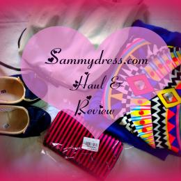 SammyDress Website Review & Haul- Your One Stop Shop For Cheap Summer Dresses & Much More!