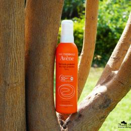 Avene Very High Protection SPF 50+ Spray Sunscreen Review