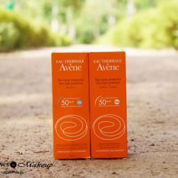 Avene Very High Protection SPF 50+ Emulsion & Cream Review