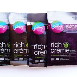 Godrej Expert Rich Crème Hair Color Natural Brown 4.0 Review