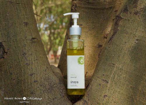 Iraya Grapes & Green Apple Shower Gel Review