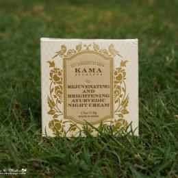 Kama Ayurveda Rejuvenating & Brightening Night Cream Review