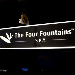The Four Fountain Spa, South Ex Delhi Review