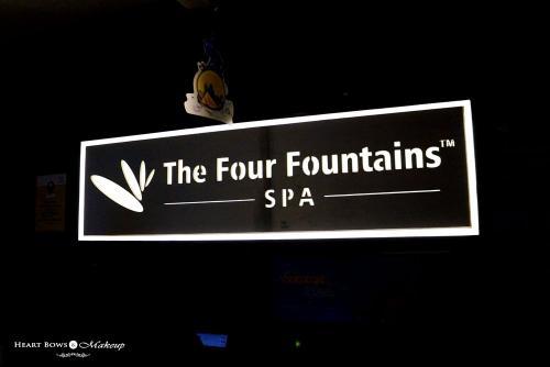 The Four Fountain Spa, South Ex Delhi Review