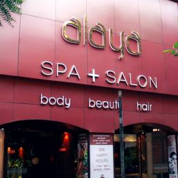 Alaya Spa + Salon Review