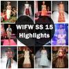 Wills India Fashion Week Spring Summer 2015 Collection- My Top Picks!