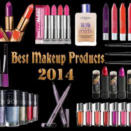 Best Makeup & Beauty Products of 2014