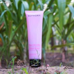 Sephora Smoothing Body Scrub Cotton Flower Review