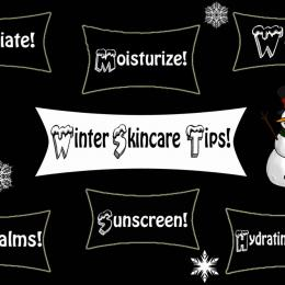 Winter Skincare Tips For Dry Skin!