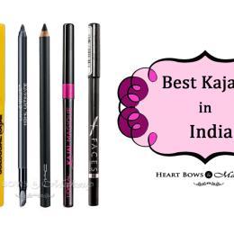 Best Kajals in India- Affordable & Smudge-Proof!