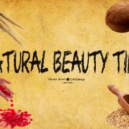 Natural Beauty Tips & Secrets- Straight From an Indian Grandma's Closet!