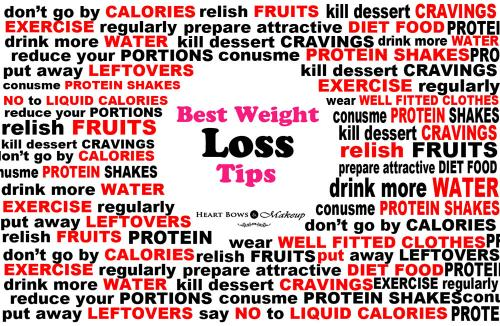 Weight Loss Tips For Women!