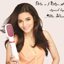 Win a Philips Air Straightener This Valentine's Day!