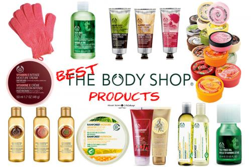 「the body shop products」の画像検索結果