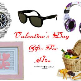 Valentines Day Gift Ideas For Him: Unique, Romantic & Cute!