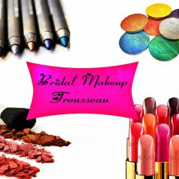 Bridal Makeup Trousseau Part 2: Must Have Blushes, Lipsticks, Eyeshadows etc