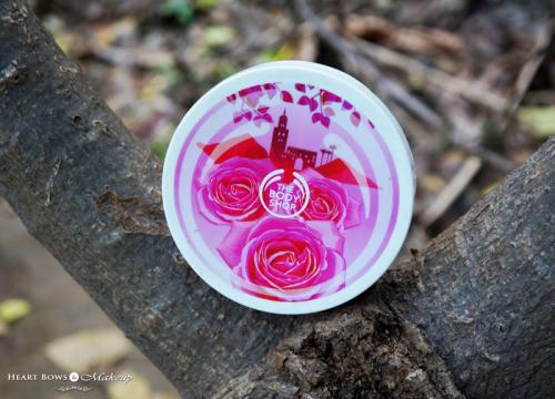 The Body Shop Atlas Mountain Rose Body Butter Review, Price & Buy India