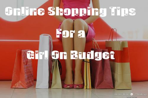 Online Shopping Tips For The Girl On a Budget!