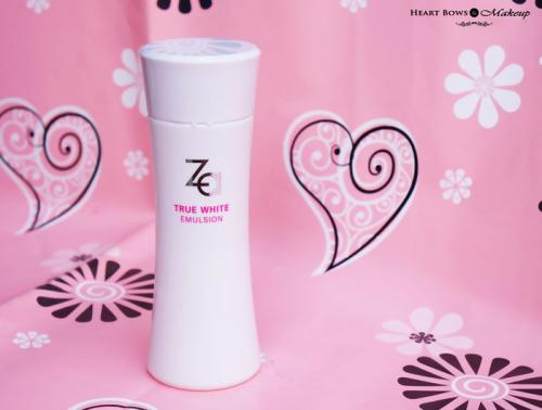 ZA True White Emulsion Review, Price & Buy Online India