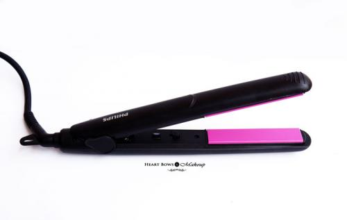 Philips Selfie Straightener HP8302 Review, Price & Buy India
