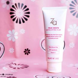 ZA True White Exfoliating Clay Review, Price & Buy Online India