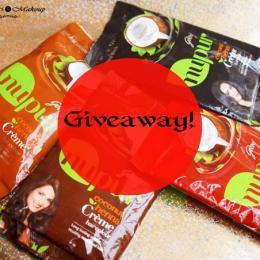 Godrej Nupur Coconut Henna Crème Review + Giveaway!