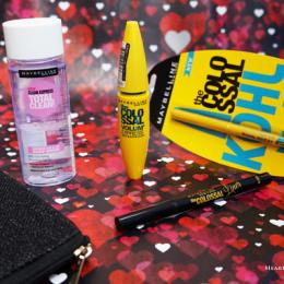 Maybelline Colossal Eye Kit Review, Products & Price