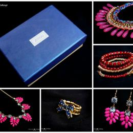 Zotiqq Jewelery Subscription Box - August Review, Products & Price