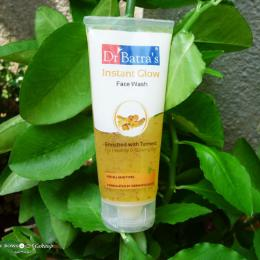 Dr. Batra's Instant Glow Face Wash Review, Price & Buy India