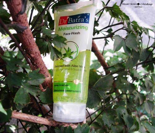 Dr. Batra's Moisturizing Face Wash Review, Price & Buy India
