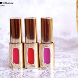 L'Oreal Paris Extraordinaire Liquid Lipsticks Review, Swatches & Price India