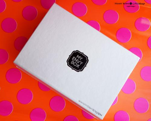 My Envy Box September 2015 Review, Products & Price