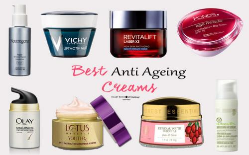 Best Anti Ageing Cream in India For Dry & Oily Skin: Our Top 8!