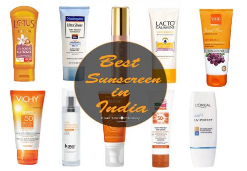 Best Sunscreen in India For Oily & Dry Skin: Our Top 10!
