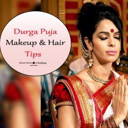 Makeup & Hair Tips To Look Fabulous This Durga Puja