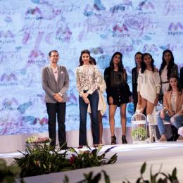 Deepika Padukone's All About You Collection & Launch Event!