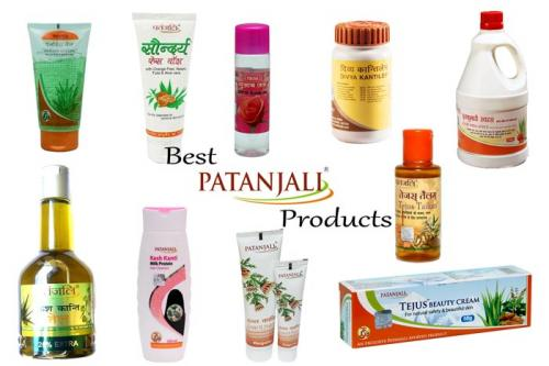 Best Baba Ramdev Patanjali Products in India!