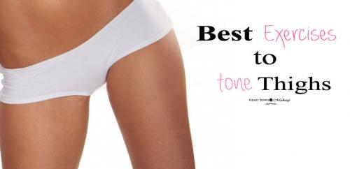 Best Exercises To Tone Thighs!