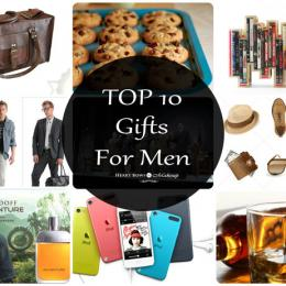 Top 10 Gifts For Men This Festive Season!