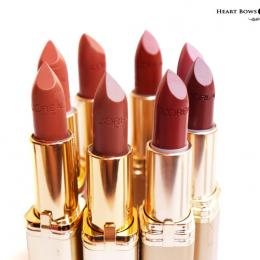 Best Brown Lipsticks For Warm Skintone By L'Oreal Paris