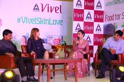 Vivel Skin Love Event With Kareena Kapoor Khan!