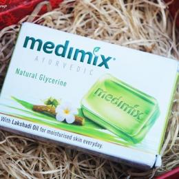 Medimix Natural Glycerin Soap Review, Price & Buy Online India