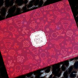 My Envy Box December 2015 Review, Products & Price