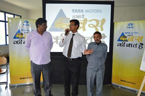 Hamare Bus ki Baat Hai- An Initiative by Tata Motors!