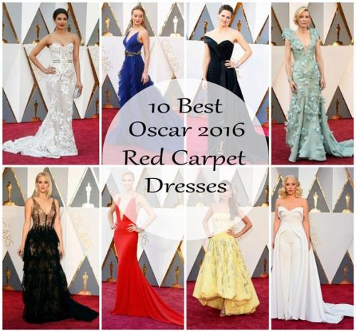 Oscars 2016 Best Dressed Celebrities: Our Top 10