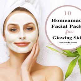 10 Best Homemade Face Masks For Glowing Skin & Clear Skin
