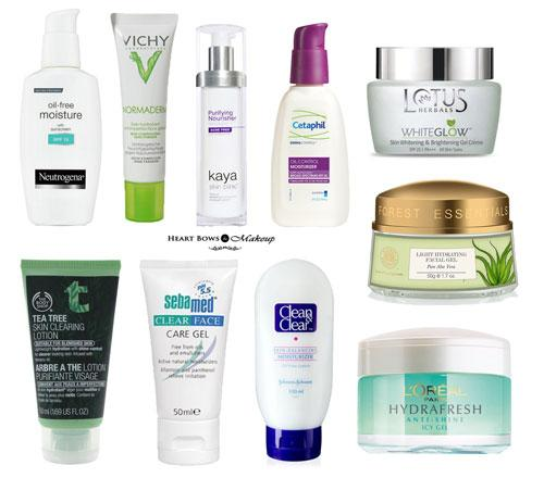 Best Moisturizer & Face Cream For Oily Skin in India: Our Top 10!