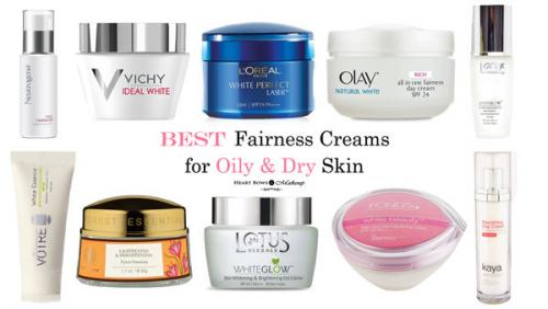 Best Fairness Cream in India For Oily & Dry Skin: Our Top 10!