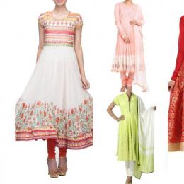 Go Traditional This Summers With BIBA Anarkali Suits!