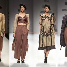 Amazon India Fashion Week AW' 2016- Day 4
